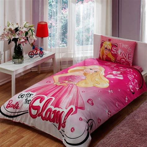 barbie glam bedroom 35 best barbie duvet cover images on pinterest duvet