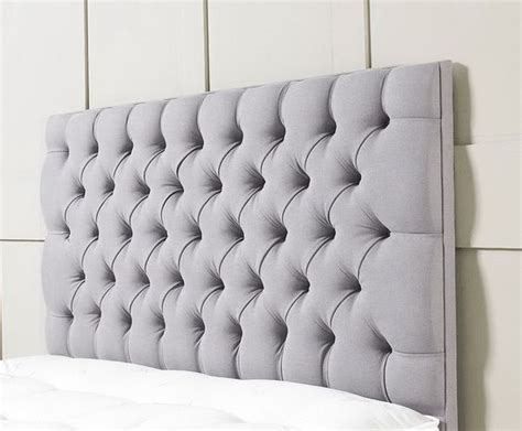 light grey tufted headboard master bedroom inspiration a delicious moment