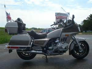 1985 Honda Goldwing 1985 Honda Gl1200 Gold Wing Aspencade Touring For Sale On