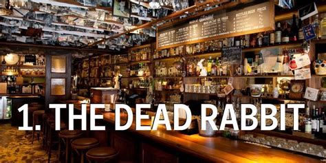 Top 10 Bars New York by Yarial Ideal Restaurant Manhattan Interessante