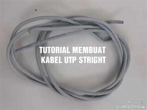 tutorial memasang kabel utp tutorial membuat kabel utp stright 15 03 135 rmik c