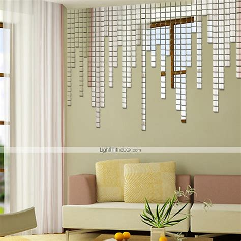 wall sticker mirrors shapes wall stickers mirror wall stickers decorative wall stickers vinyl material re