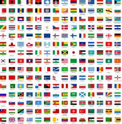 country flags world flags