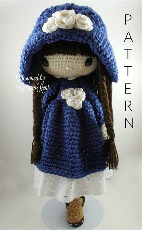 pattern for yarn doll 1373 best images about amigurumi crochet dolls on pinterest