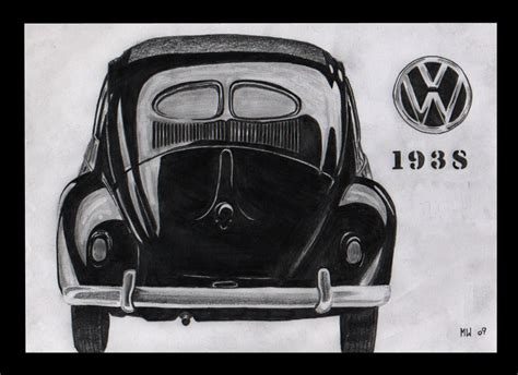 first volkswagen beetle 1938 vw 1938 by mortenworm on deviantart