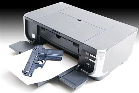 Printer Foto 3d will computers kill gun salon