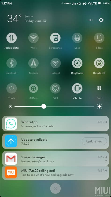 themes mi com real ios 10 miui 8 to ios conversion themes mi