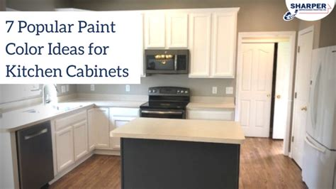 painted kitchen cabinet color ideas painting kitchen cabinets 7 popular kitchen cabinet color ideas