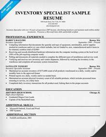 inventory resume samples pin inventory sample resume on pinterest sample resume december 2015