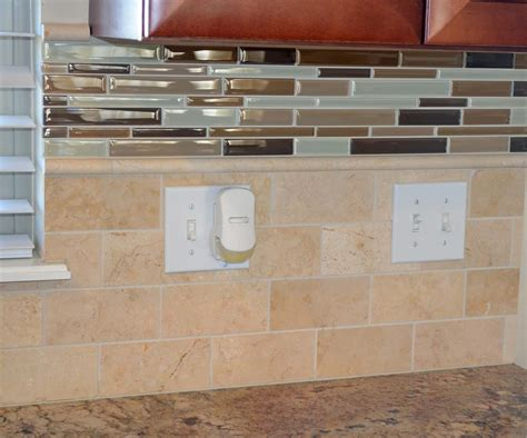 how to put up tile backsplash in kitchen tile backsplash tool belt