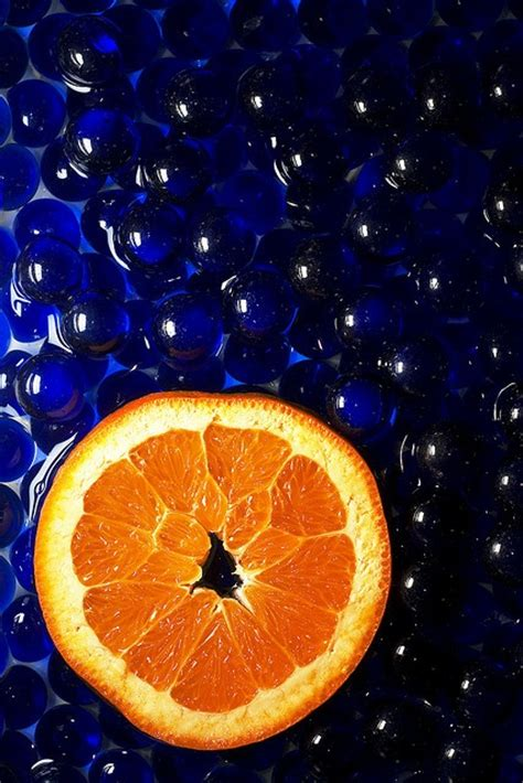 complementary color to orange complementary colors orange and blue crushing on