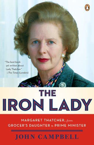 biography book margaret thatcher the iron lady of british politics remembering margaret