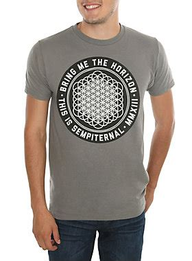 Vest Hoodie Bring Me The Horizon Bmth Jaket Rompi Yomerch bring me the horizon sempiternal t shirt topic