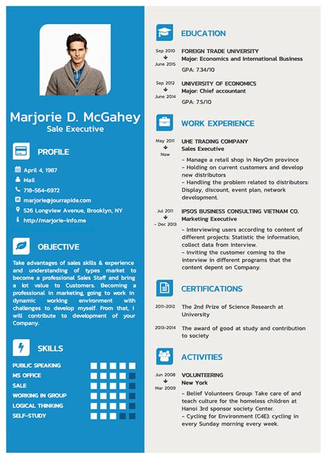 cv template professional choice image certificate design