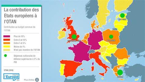 si鑒e de l otan la contribution des etats europ 233 ens 224 l otan diplomatie