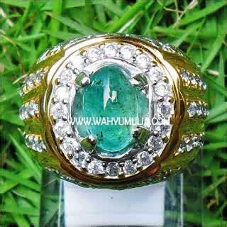 Emerald Zambia Jamrud batu permata emerald beryl kode 107 wahyu mulia