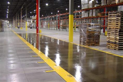 choosing the optimal industrial flooring for your