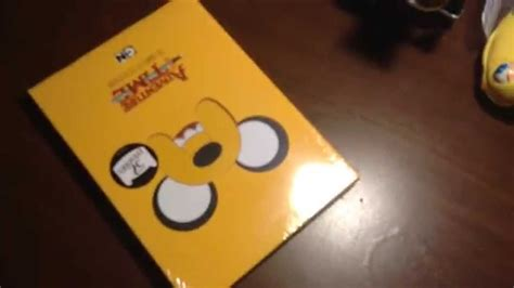 Adventure Time Volume 9 adventure time the complete 5th season dvd unboxing