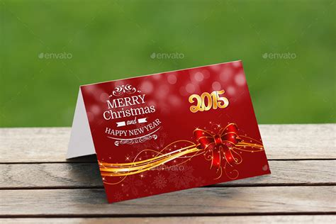 2015 new year card templates new year greeting card graphicriver