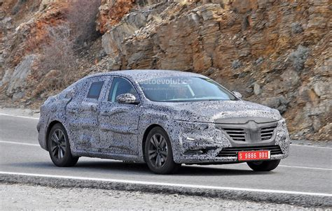 Laguna Will Go To by Official Quot Talisman Quot Is The Name Of The Renault Laguna