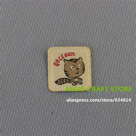 Woven Labels For Handmade Items - wholesale custom fashion design clothing woven label for