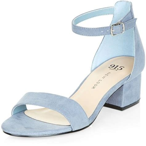 light blue block heels 25 best ideas about ankle shoes on