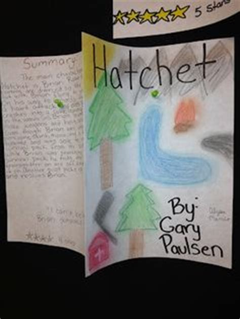 the focus project books hatchet on gary paulsen novels and free