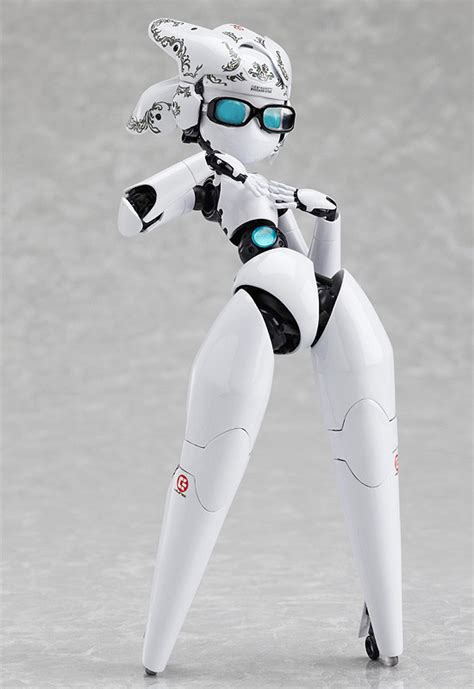 Figma Exride Spride04 Josef By Max Factory drossel charming figma search robot robot character design and sci fi