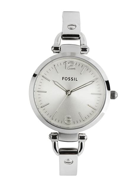 trends for fossil womens watches silver bilds