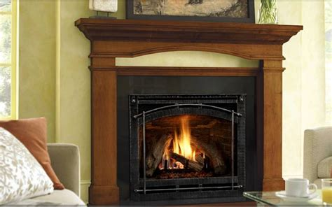 gas fireplace der cl heat glo 6000 series gas fireplace the energy house