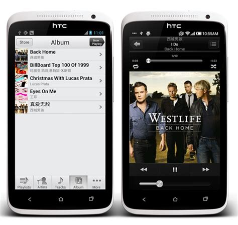 imusic for android how to get ios like app on android redmond pie