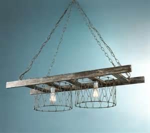 antique ladder hanging island ladders