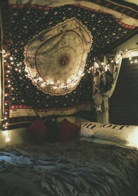 tapestry over bed tapestry throw tumblr