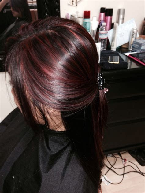 sangria hair color redken color highlights colour my world