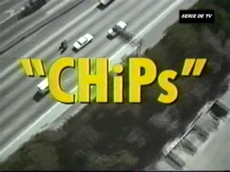 theme music chips patrulla motorizada chips serie de tv intro