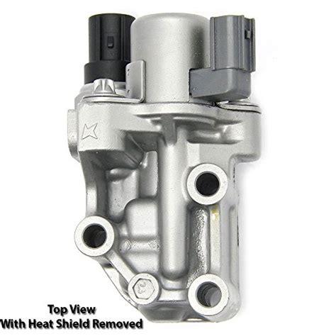 spool valve vtec solenoid assembly  timing oil pressure switch  gasket  honda crv cr