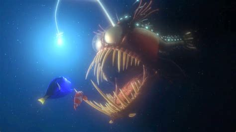 Finding Nemo Light Fish by Dan The Pixar Fan Finding Nemo Anglerfish Light Up
