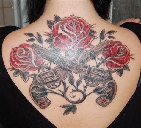gun n roses tattoos design guns and roses tattoos designs ideas and meaning
