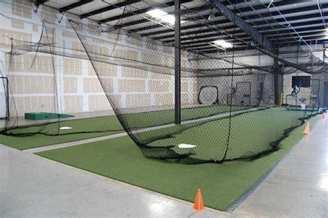 batting cages baseball
