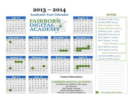 Fda Calendar Digital School Calendar Year High School