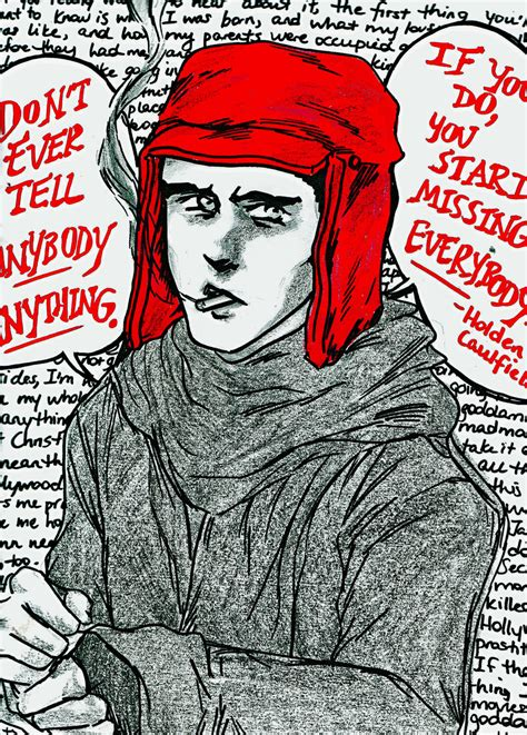 where was holden caulfield born the catcher in the rye on emaze