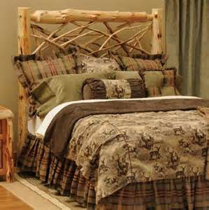 rustic cabin bedding rustic cabin bedding wildlife venture bedding by wooded