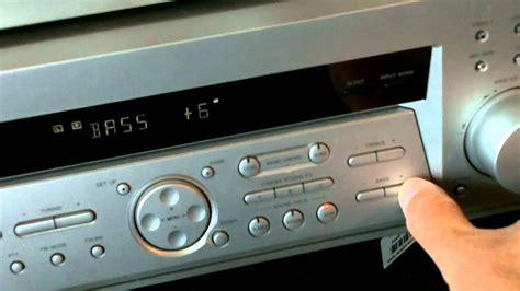 sony amplifier str kp youtube