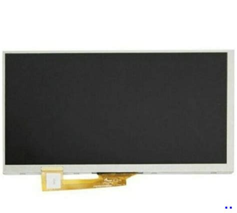Lcd Touchscreen Frame Fullset Asus A80 Original 100 new lcd display matrix 7 quot inch tricolor gs700 1024 600 tft