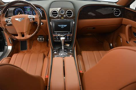 bentley flying spur interior 2016 used 2016 bentley flying spur w12 greenwich ct