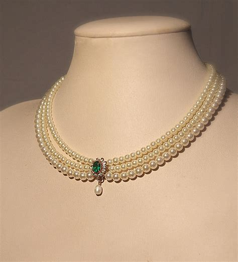 new arrival of vintage bridal necklaces jewelry for