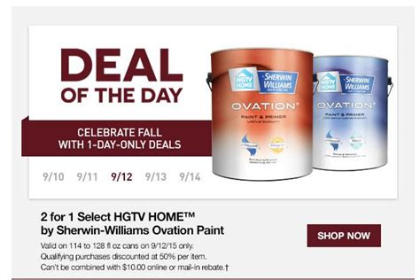 sherwin williams paint store prices lowe s bogo free sherwin williams paint today only