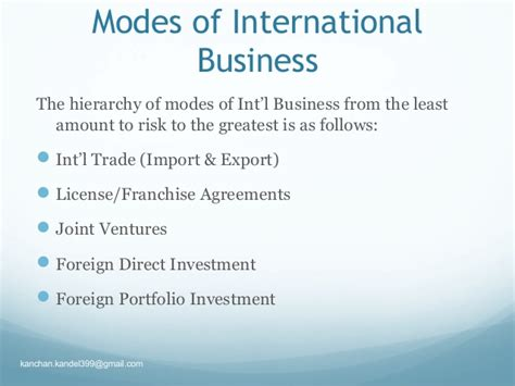 Foreign Direct Investment Mba Notes by Fdi Vs Fpi