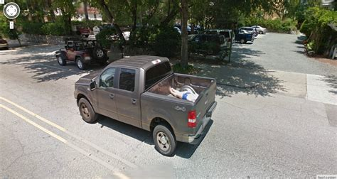 dead bodies on google street view google street view discovers a dead body in the back of a