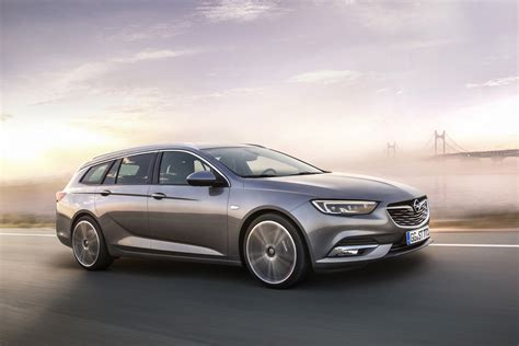 opel insignia 2017 2017 opel insignia sports tourer revealed gm authority